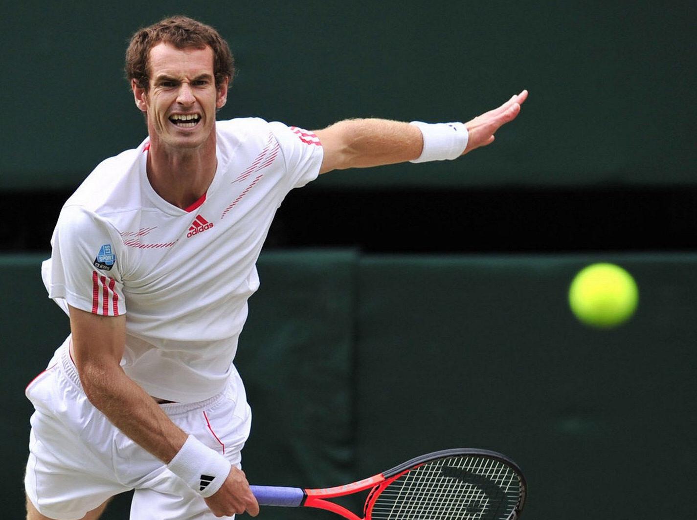 穆雷放弃美网双打赛 望提高单打水平