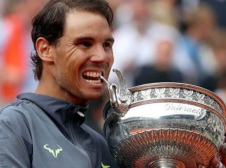 纳达尔击败粉丝贝雷蒂尼 第五次进入美网决赛