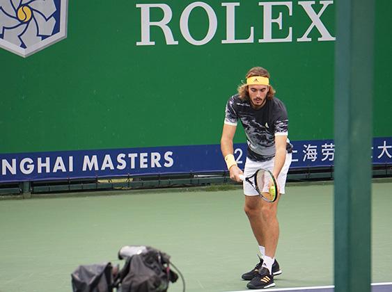 西西帕斯生涯首胜阿利亚西姆 晋级上海大师赛男单16强