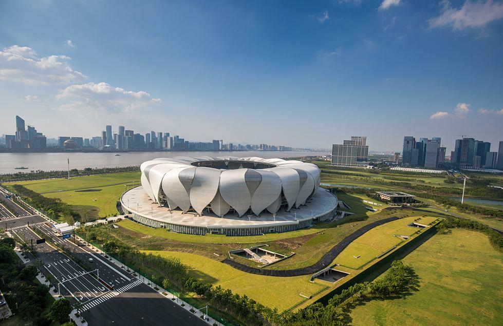 杭州奥体博览城网球中心