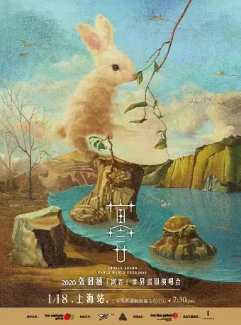 张韶涵2020上海演唱会