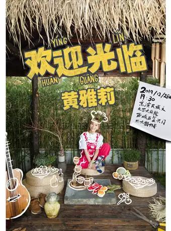 黄雅莉2019北京演唱会