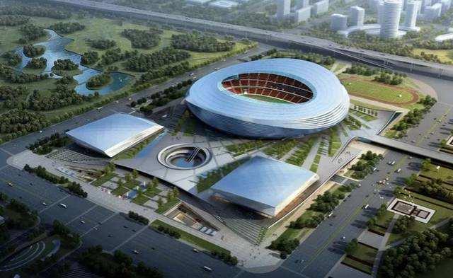 郑州奥林匹克体育中心体育馆