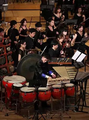 2020天津魏然打击乐新春音乐会
