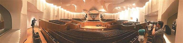 江苏大剧院音乐厅