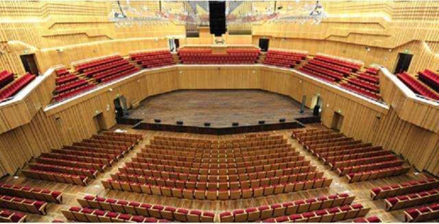 长沙音乐厅 湘江大厅