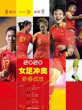 2020东京奥运会女足亚洲区预选赛决赛武汉站