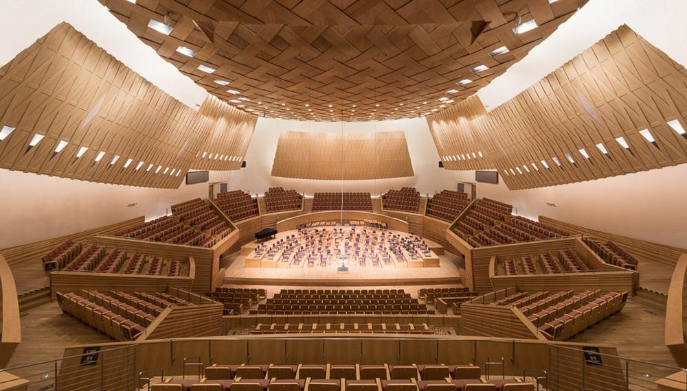 上海交响乐团音乐厅-主厅