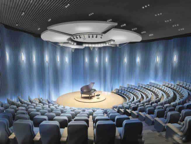 上海东方艺术中心 演奏厅