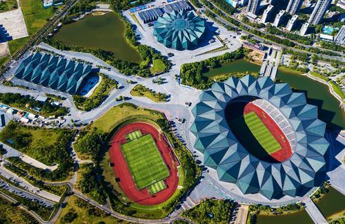 深圳大运中心体育馆