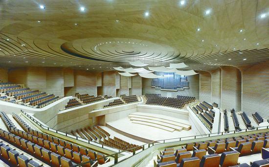 天津大剧院音乐厅