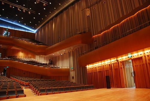 西安音乐厅-交响大厅