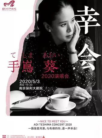 手嶌葵2020南京演唱会